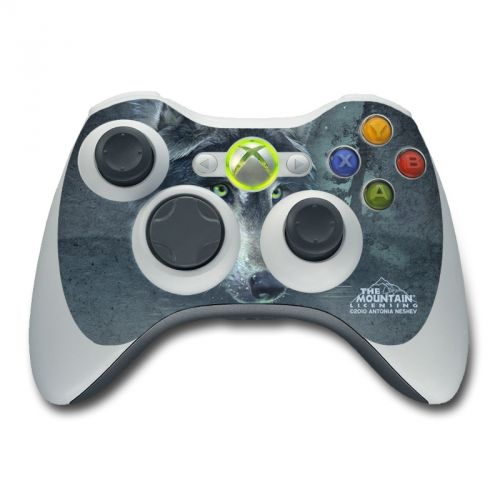 Wolf Reflection Xbox 360 Controller Skin
