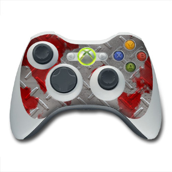Accident Xbox 360 Controller Skin