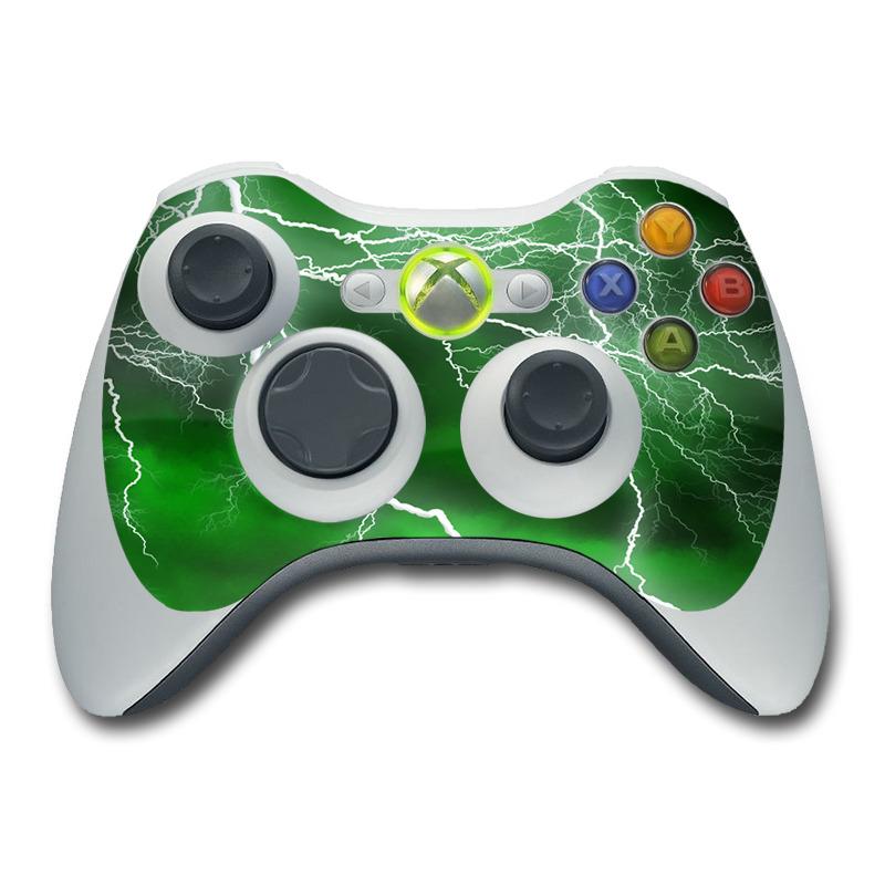 Apocalypse Green Xbox 360 Controller Skin