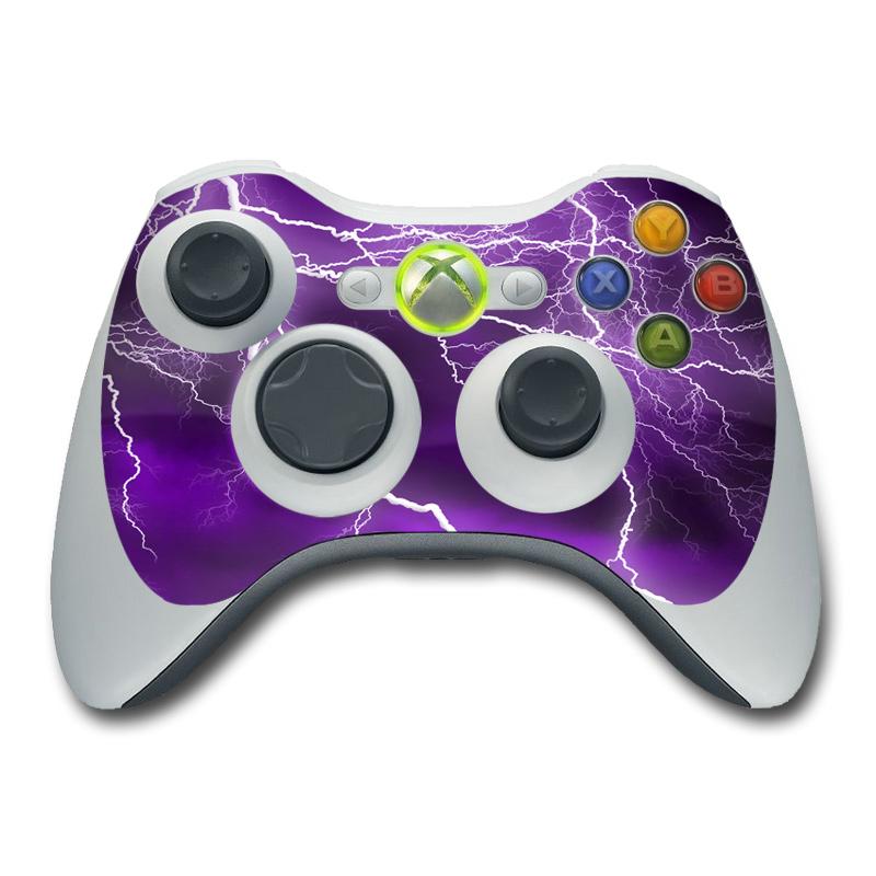 Apocalypse Violet Xbox 360 Controller Skin