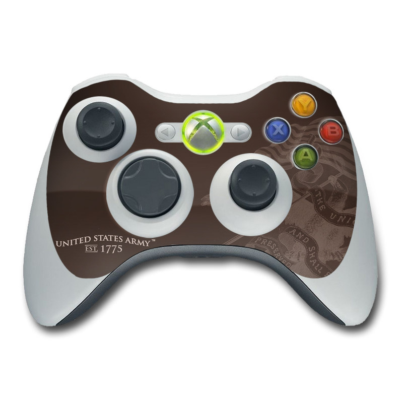 Army Preserved Xbox 360 Controller Skin