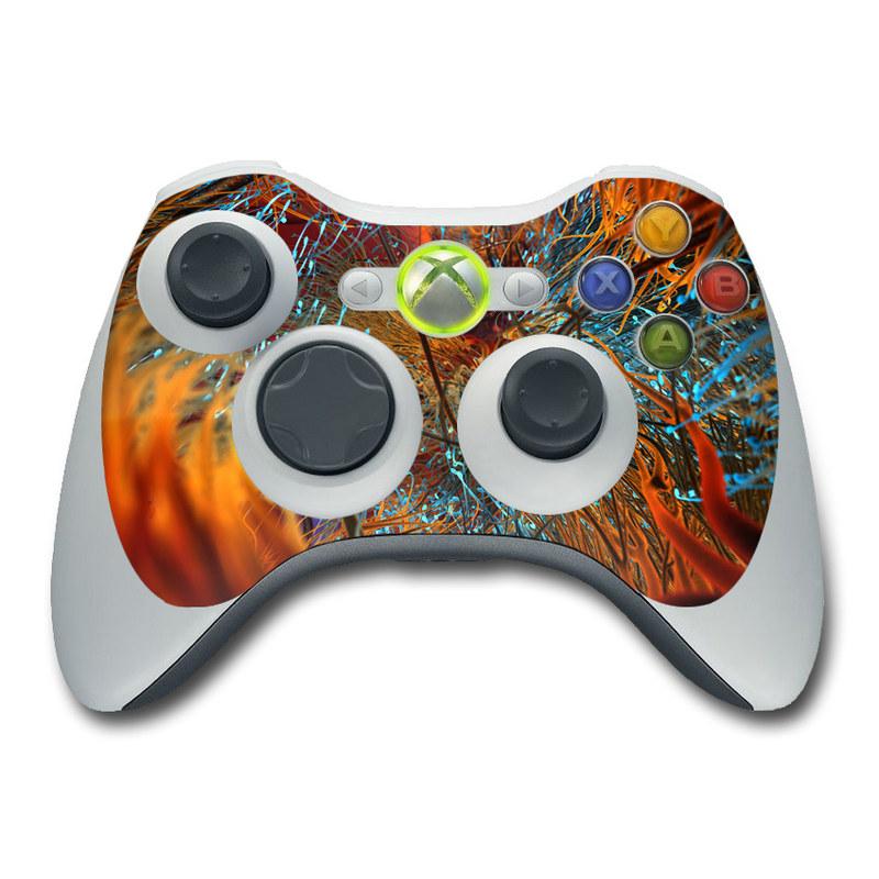 Axonal Xbox 360 Controller Skin