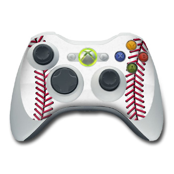 Baseball Xbox 360 Controller Skin