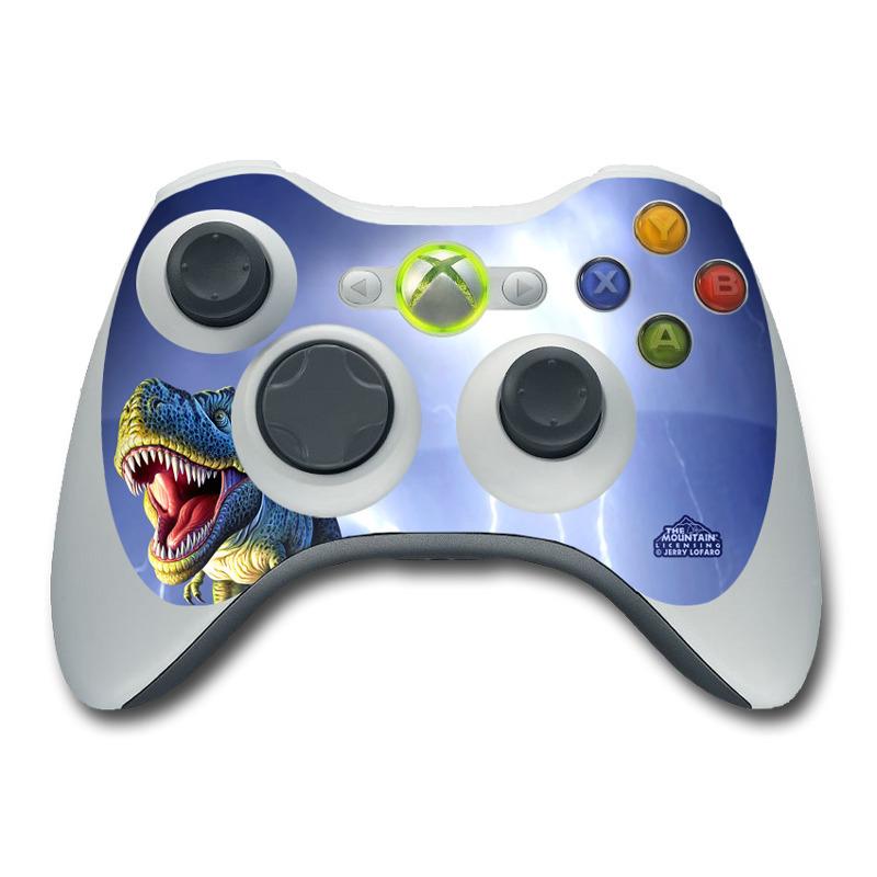 Big Rex Xbox 360 Controller Skin