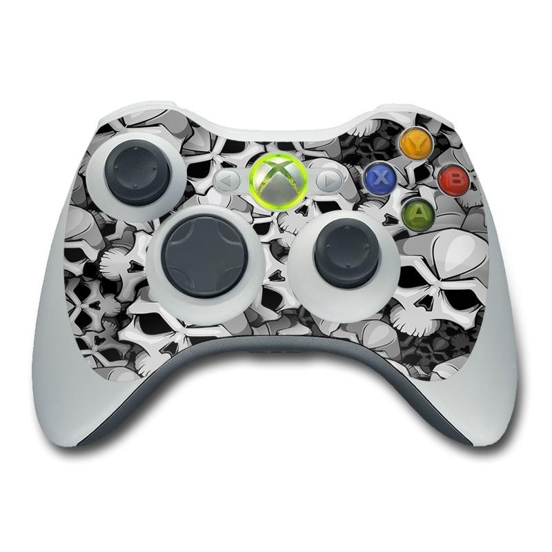 Bones Xbox 360 Controller Skin