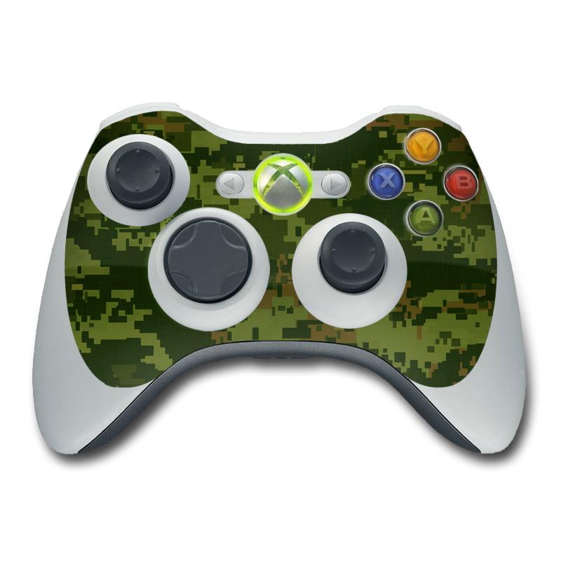 CAD Camo Xbox 360 Controller Skin