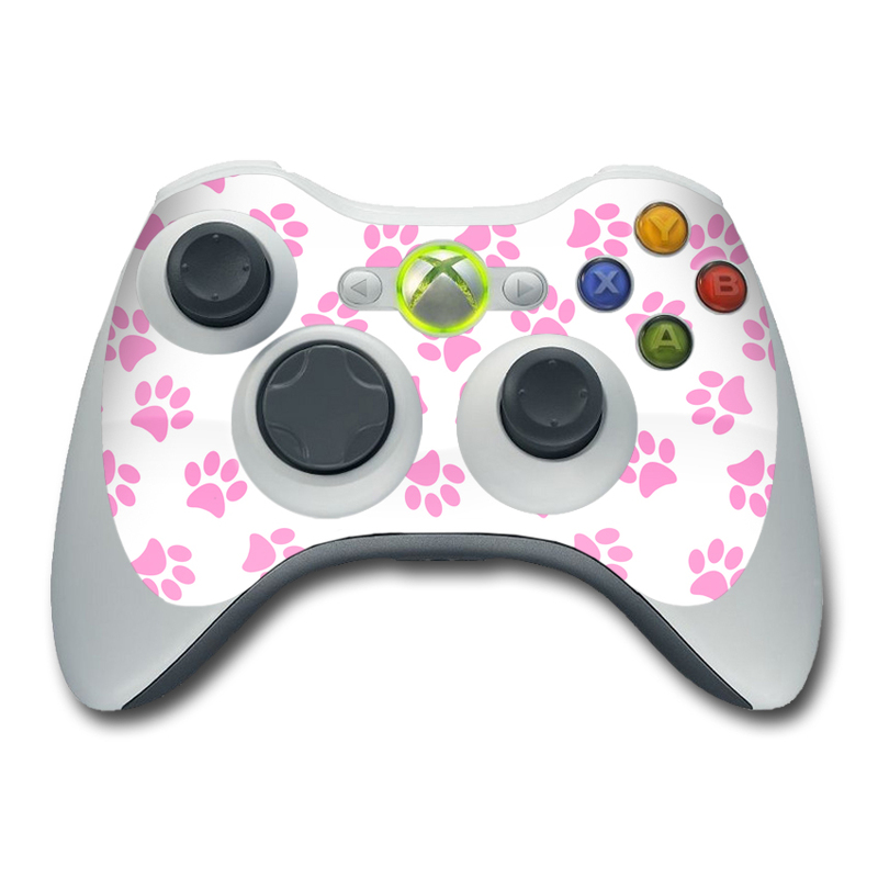 Cat Paws Xbox 360 Controller Skin