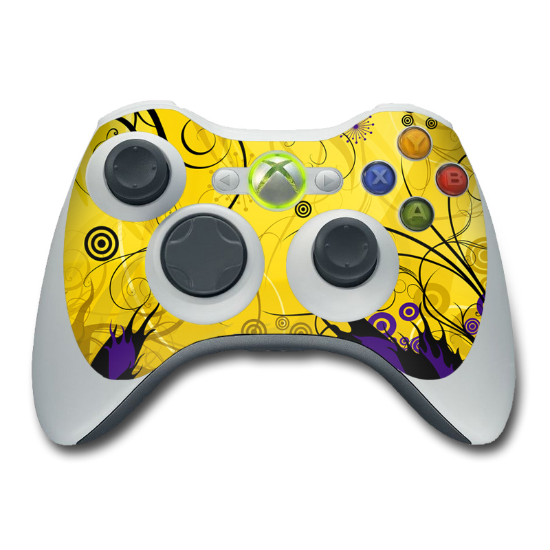 Chaotic Land Xbox 360 Controller Skin