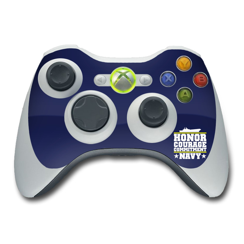 Commitment Xbox 360 Controller Skin