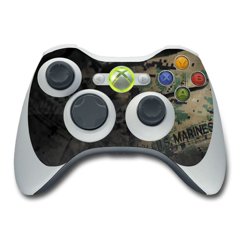 Courage Xbox 360 Controller Skin