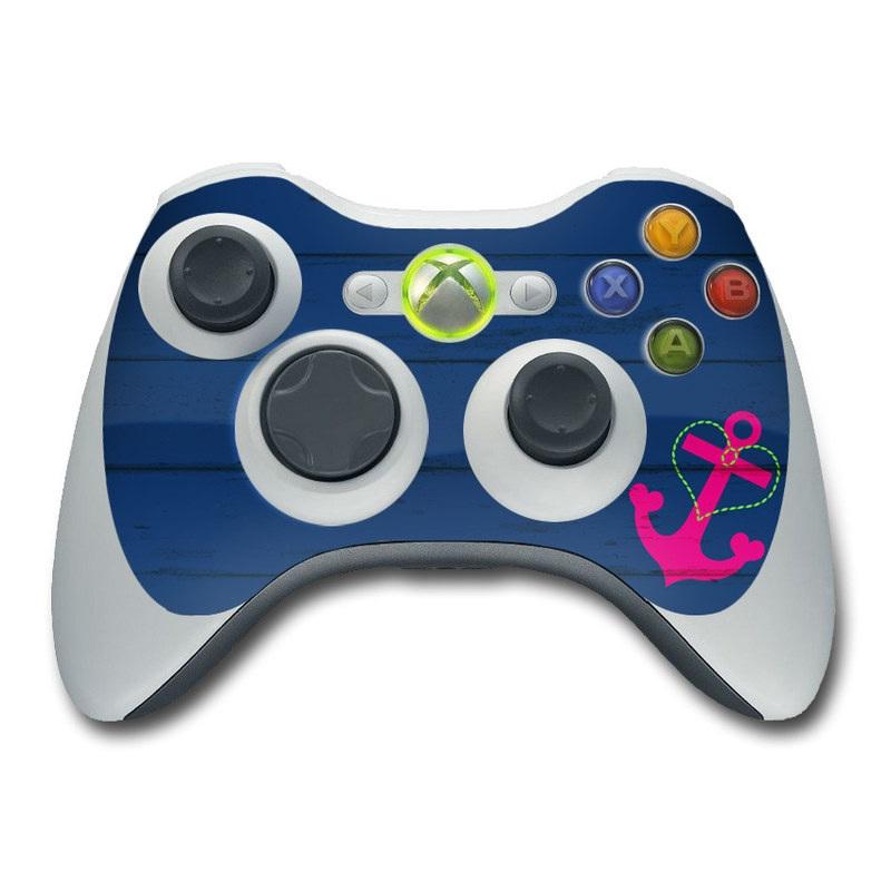 Drop Anchor Xbox 360 Controller Skin