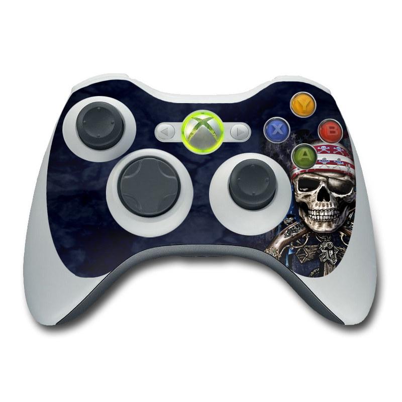 Dead Anchor Xbox 360 Controller Skin