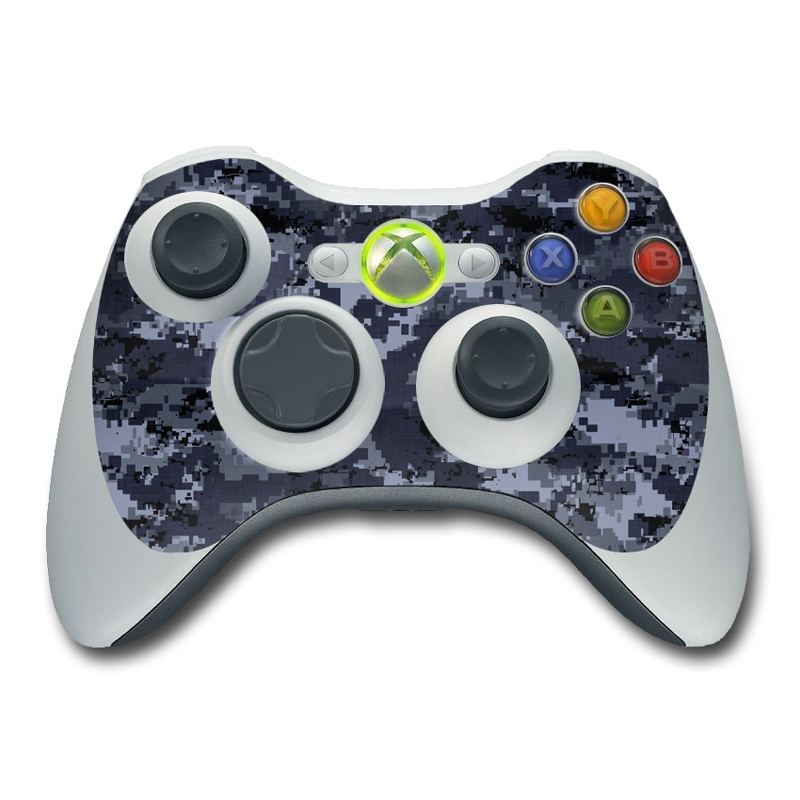 Digital Navy Camo Xbox...