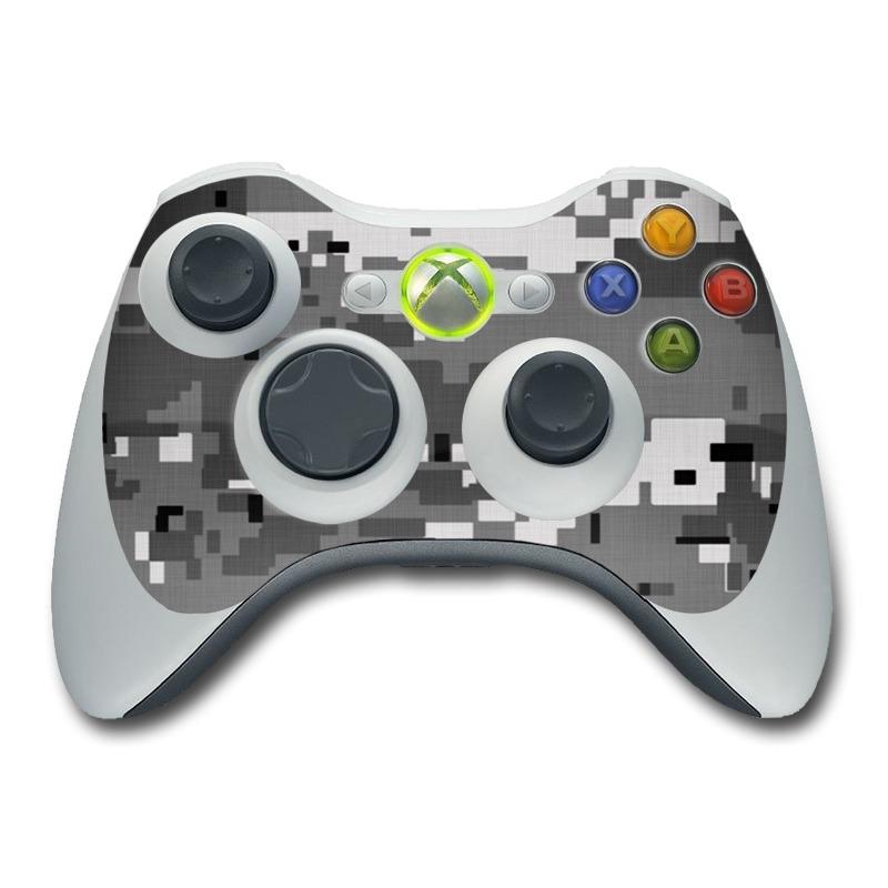 Digital Urban Camo Xbox 360 Controller Skin