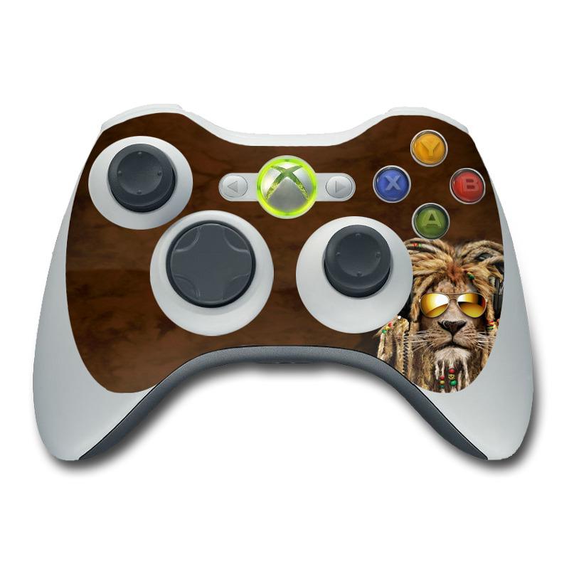 DJ Jahman Xbox 360 Controller Skin