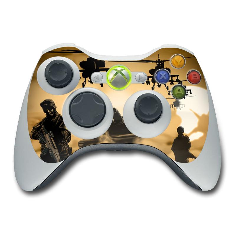 Desert Ops Xbox 360 Controller Skin