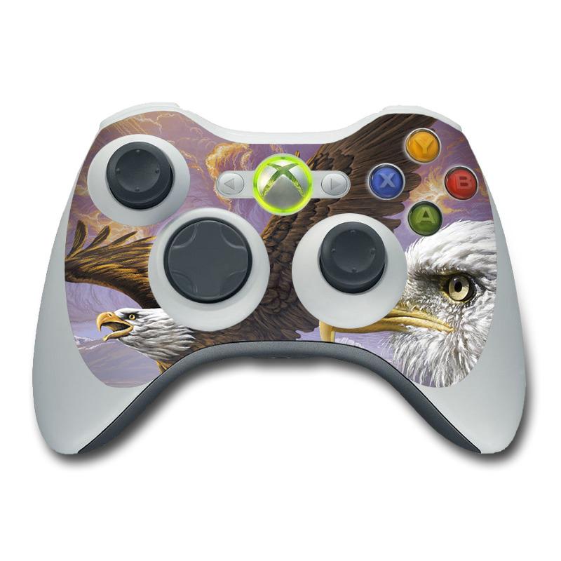 Eagle Xbox 360 Controller Skin