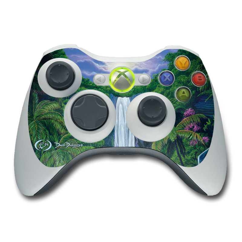 In The Falls Of Light Xbox 360 Controller Skin