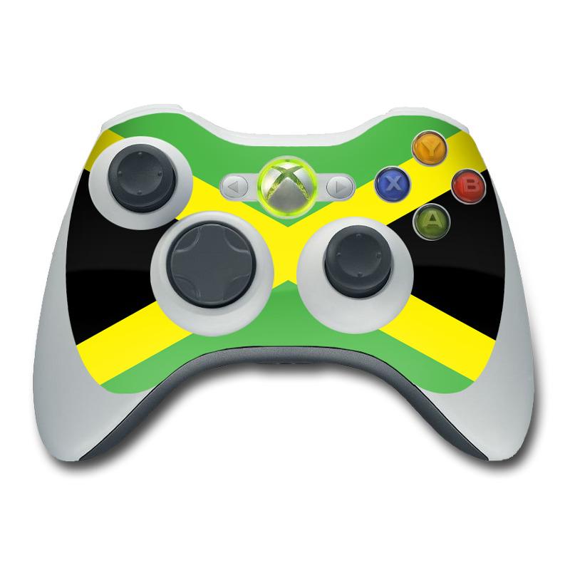 Jamaican Flag Xbox 360...