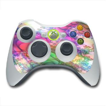 Flashback Xbox 360 Controller Skin