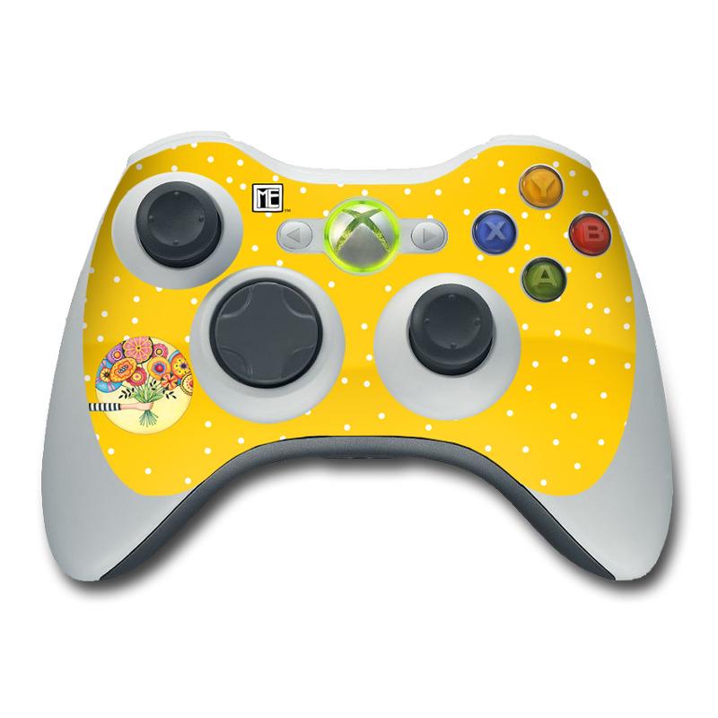Giving Xbox 360 Controller Skin