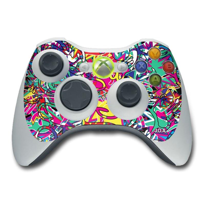 Graf Xbox 360 Controller Skin
