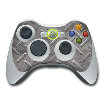 Industrial Xbox 360 Controller Skin