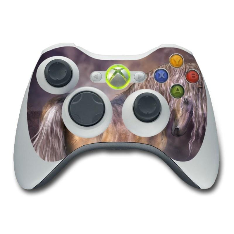 Lavender Dawn Xbox 360 Controller Skin