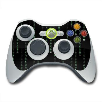 Matrix Style Code Xbox 360 Controller Skin