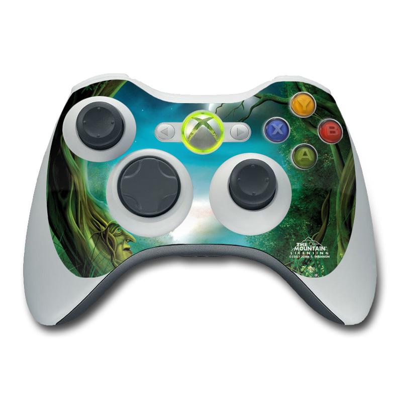 Moon Tree Xbox 360 Controller Skin