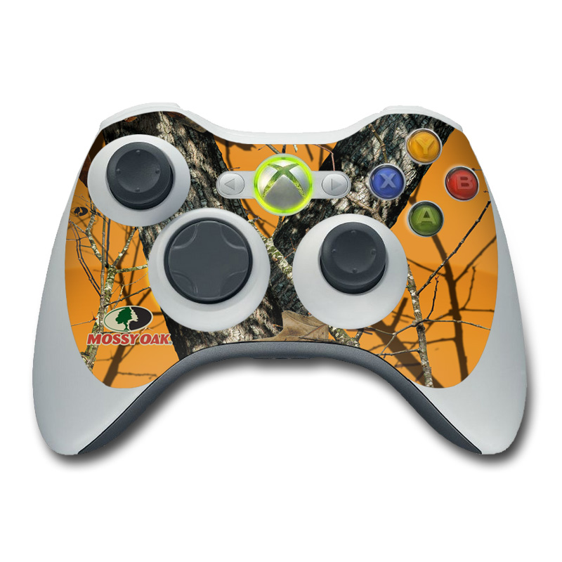 Blaze Xbox 360 Controller Skin