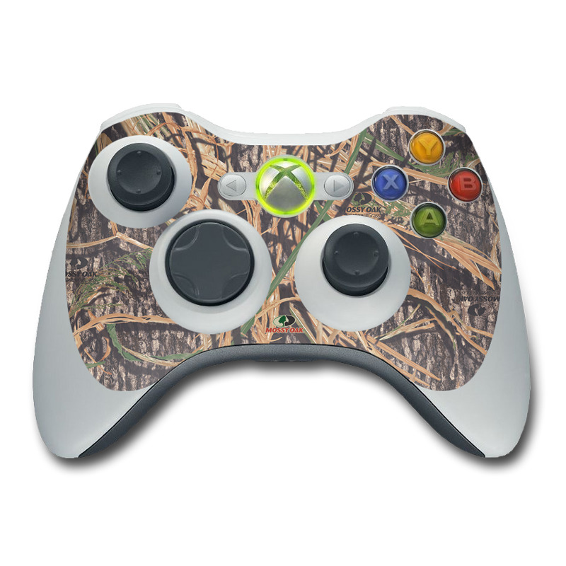 New Shadow Grass Xbox 360 Controller Skin