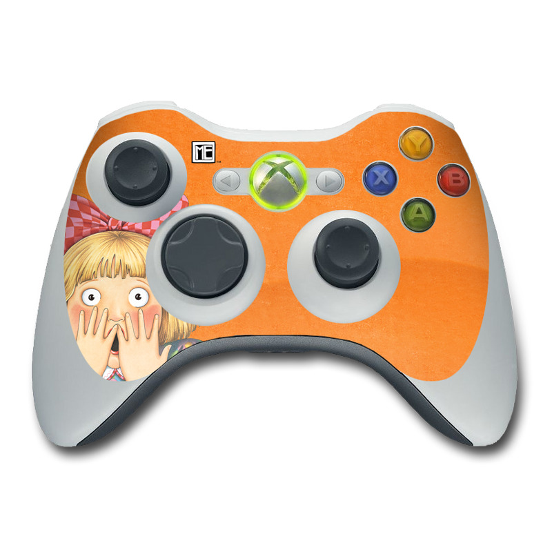 Oh No Xbox 360 Controller Skin