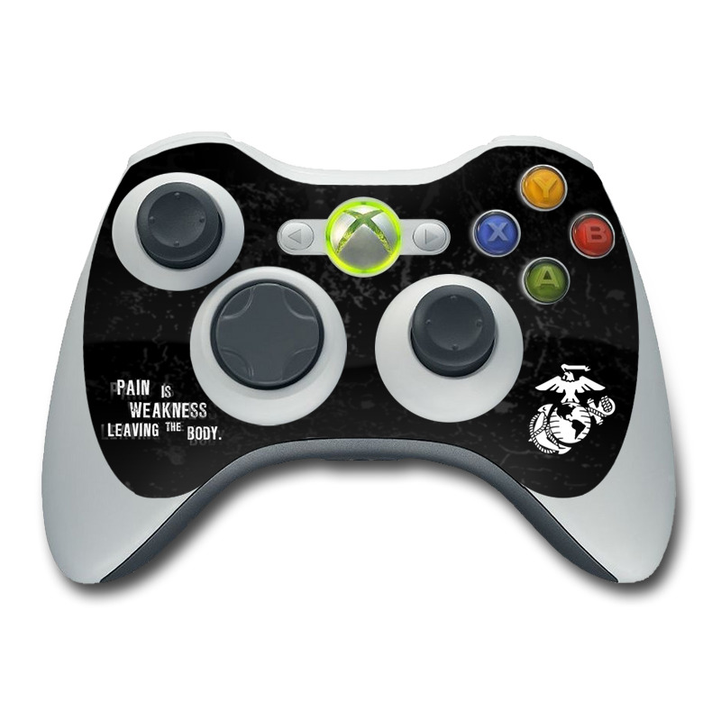 Pain Xbox 360 Controller Skin