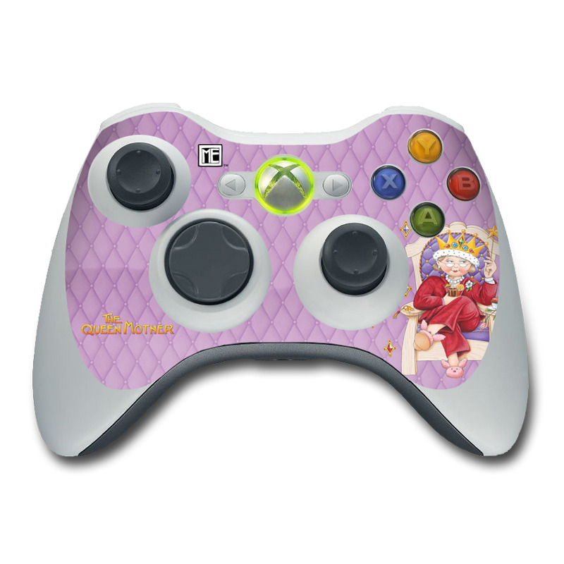 Queen Mother Xbox 360 Controller Skin