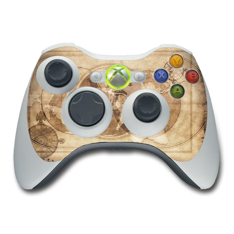 Quest Xbox 360 Controller Skin
