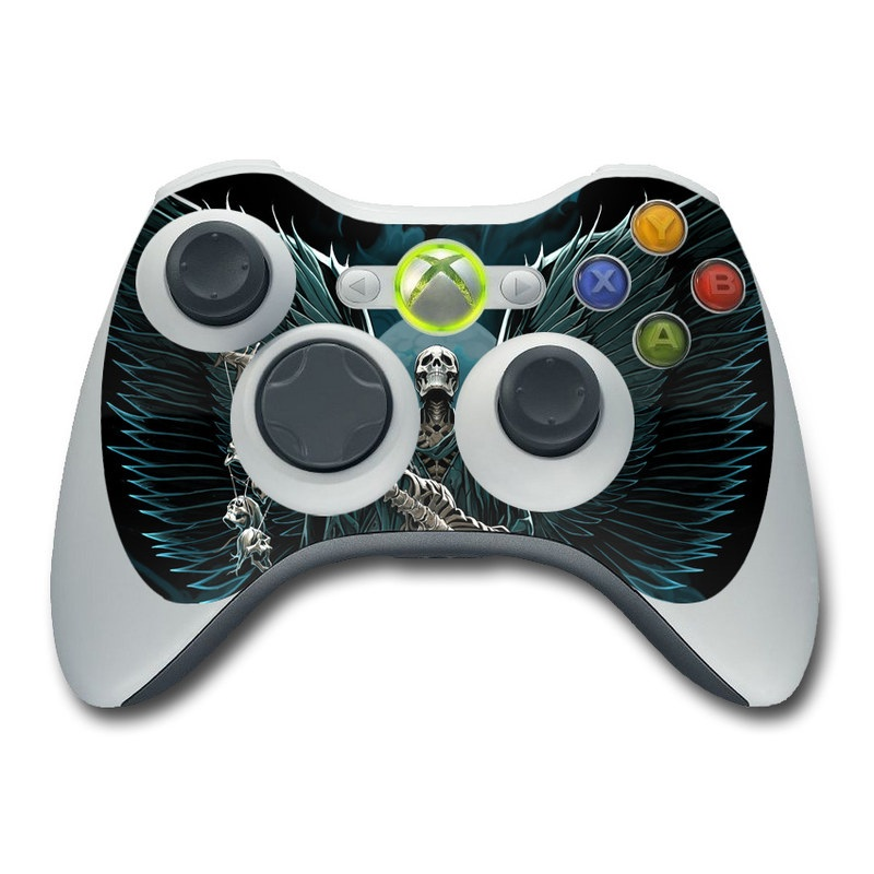 Reaper's Tune Xbox 360 Controller Skin