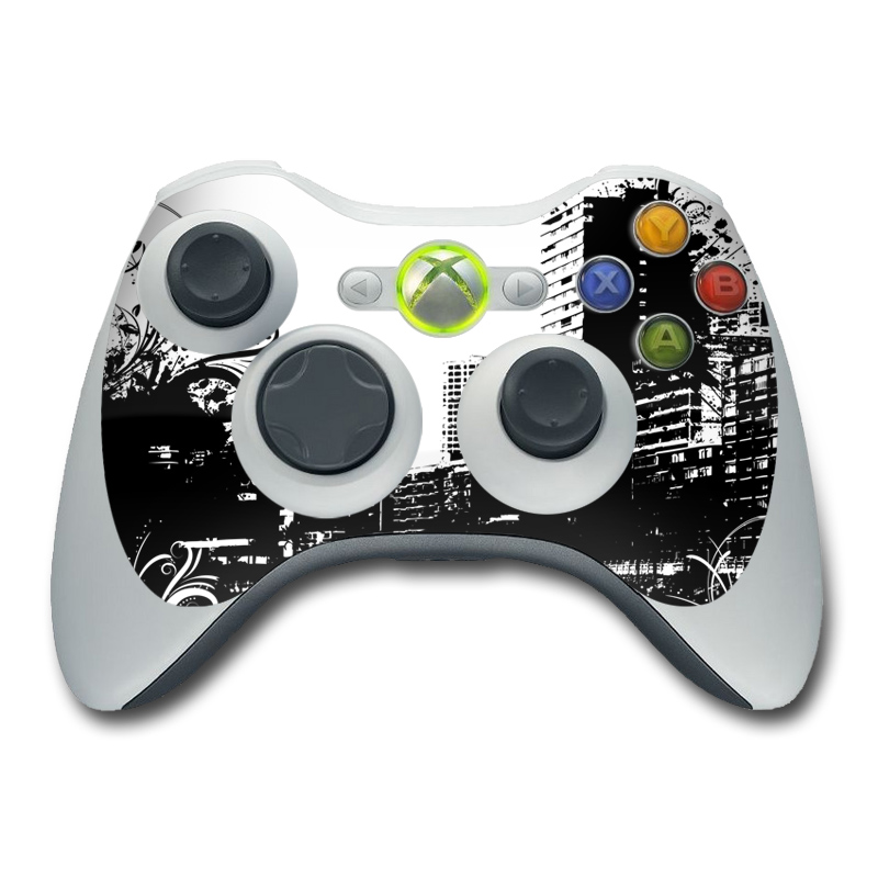 Rock This Town Xbox 360 Controller Skin