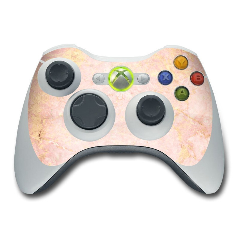 GNG 2 x Xbox One Controller Skins Full Wrap Vinyl Sticker ... |Gold Xbox One Controller Skin
