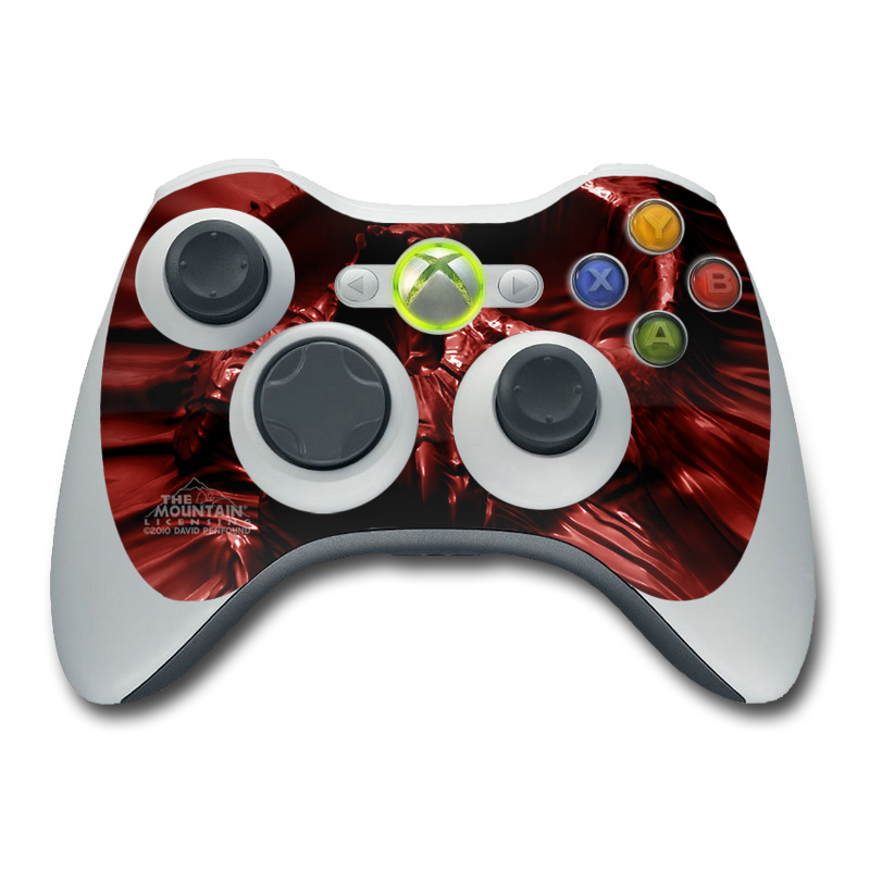Skull Blood Xbox 360 Controller Skin