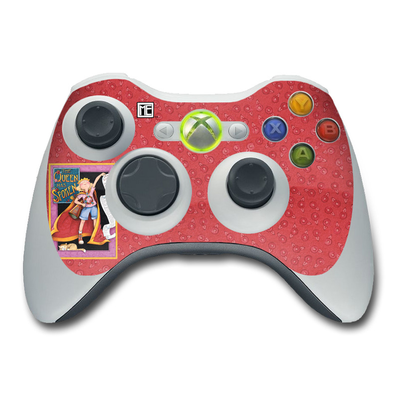 Queen Has Spoken Xbox 360 Controller Skin