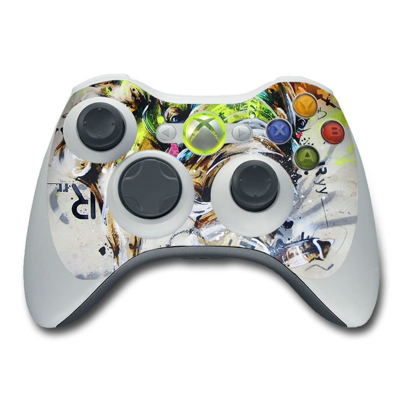 Theory Xbox 360 Controller Skin