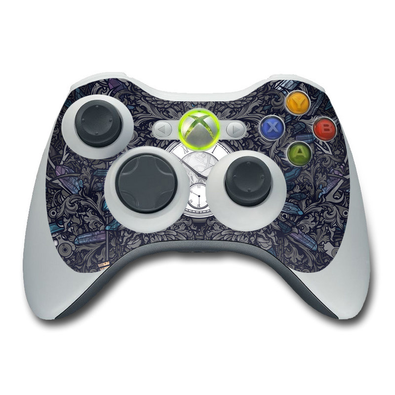 Time Travel Xbox 360 Controller Skin