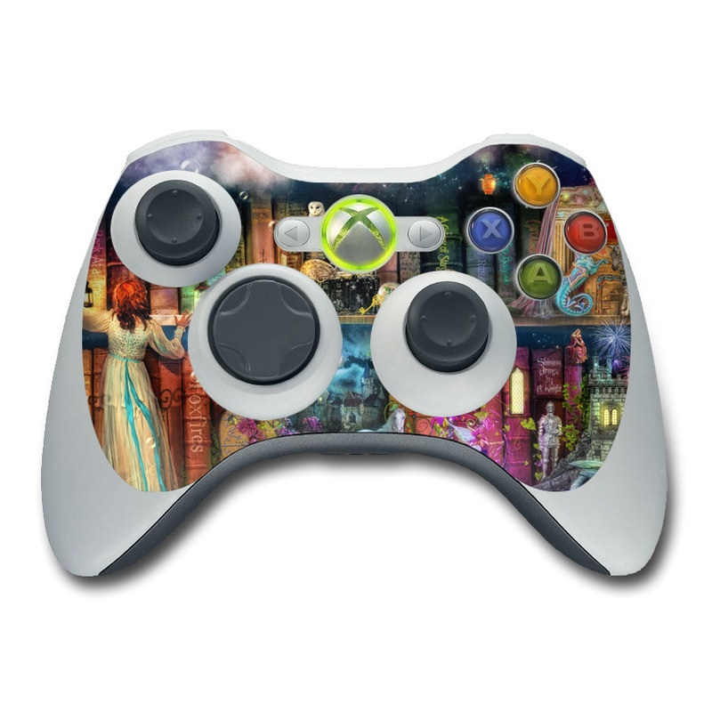 Treasure Hunt Xbox 360 Controller Skin