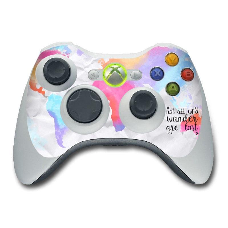 Wander Xbox 360 Controller Skin