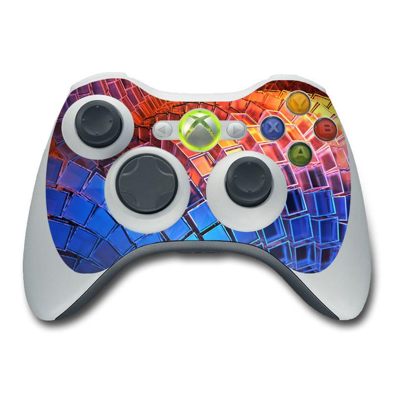 Waveform Xbox 360 Controller Skin