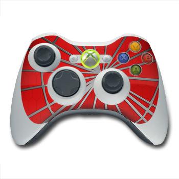 Webslinger Xbox 360 Controller Skin