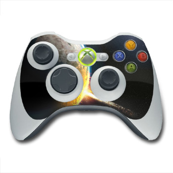 World Killer Xbox 360 Controller Skin