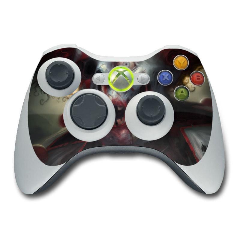 Zombini Xbox 360 Controller Skin