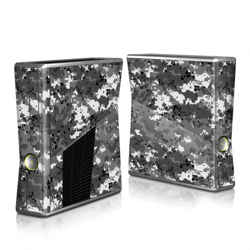 Digital Urban Camo Xbox 360 S Skin